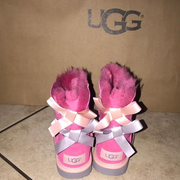 UGG Shoes | Toddler Girls Bailey Bow Ii